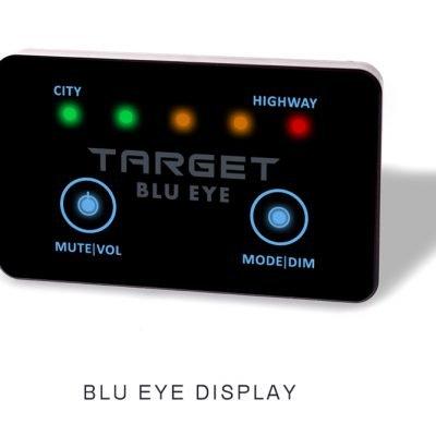 Target BluEye Police detector emergency services detector nottingham derby