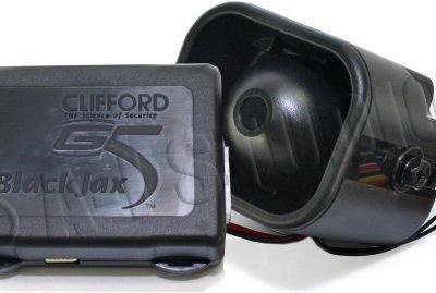 Clifford BlackJax Anti-Hijack Immobiliser best car security nottingham