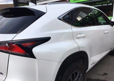 Lexus window tints nottingham