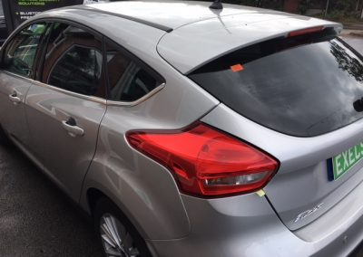 FOCUS FORD window tinting nottingham