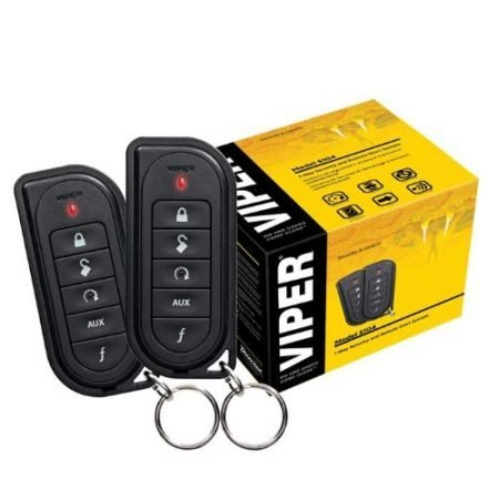 Viper 5204V Pager Alarm With Remote Start