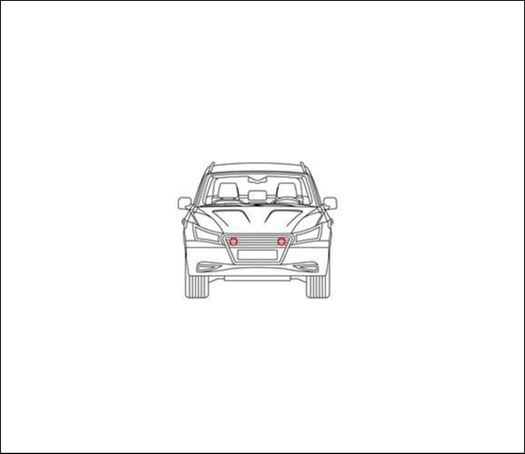 Lasertrack Flare 2 Diodes Exec Spec Car Audio Security