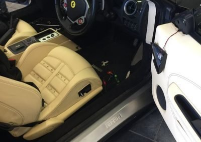Ferrari Car Audio Upgrade