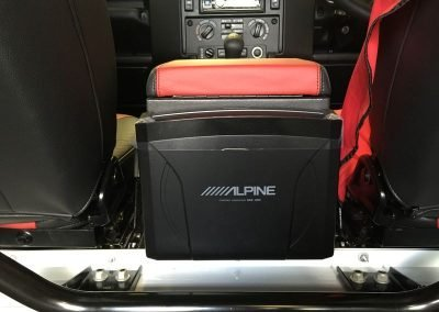 Alpine Subwoofer Upgrade