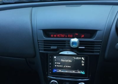 Pioneer headunit upgrade