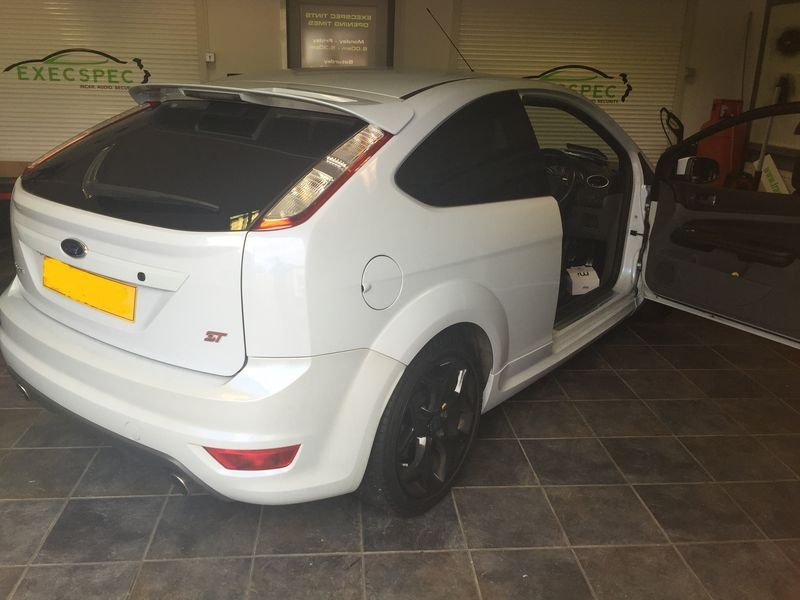 Ford Focus ST Tints