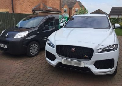 Jaguar F-Pace Tracking & immobilisation