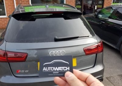 Audi RS6 Autowatch Ghost
