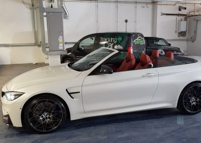 BMW M4 Tracking & Immobilisation