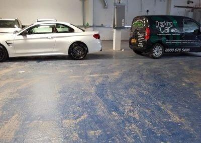 BMW Car Immobiliser
