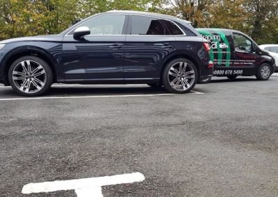 Audi Tracking & immobilisation