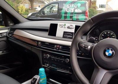 BMW Car Immobilisation
