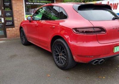 Porsche Macan GTS Tints