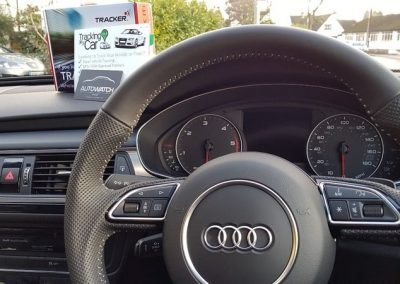 Audi Car Tracking & Immobilisation