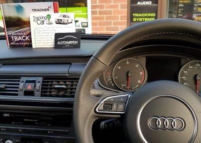 Audi tracking