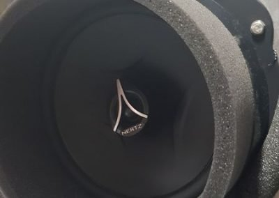 Mercedes S63 AMG Car Audio Nottingham