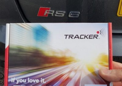 Audi RS6 Tracking