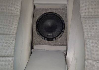 Mercedes Sclass subwoofer car audio Nottingham Derby