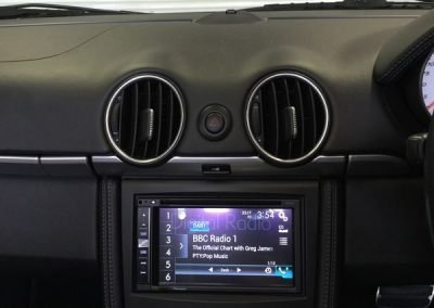 Pioneer upgrade headunit