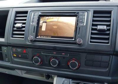 Volkswagen Transporter In Car Entertainment System