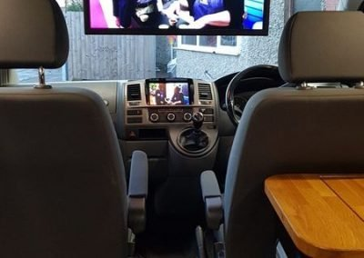 Volkswagen Transporter In Car Entertainment System