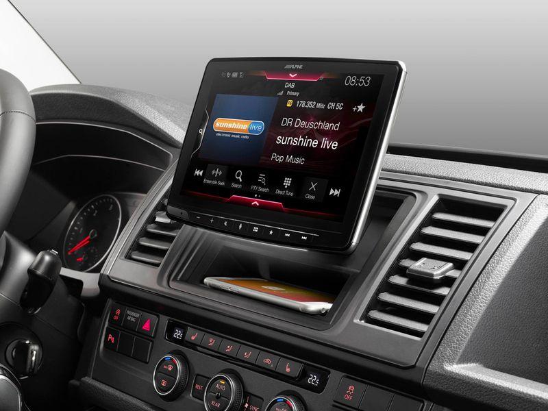 Alpine Halo9 Ilx F903d Exec Spec Car Audio Amp Security