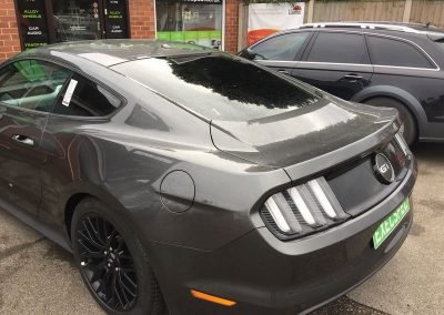 Ford Mustang & Audi A6 All-Road Tints
