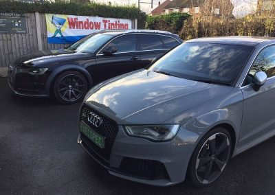 Audi RS3 & Audi A6 All-Road Tints