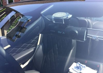 Bentley witness camera