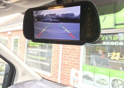 Reverse Camera Monitor