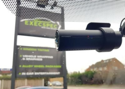 Vauxhall vivaro blackvue witness camera