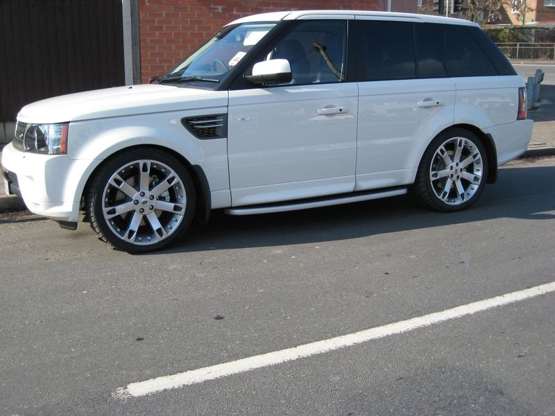 Range Rover Tints nottingham derby best