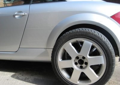 Audi Alloys nottingham derby best