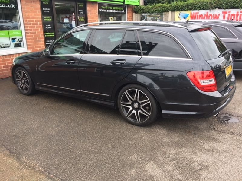 Mercedes tints nottingham derby best