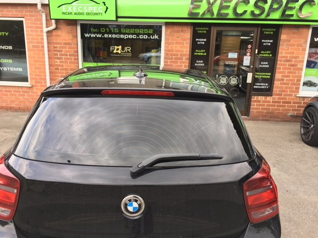 BMW tints nottingham derby best