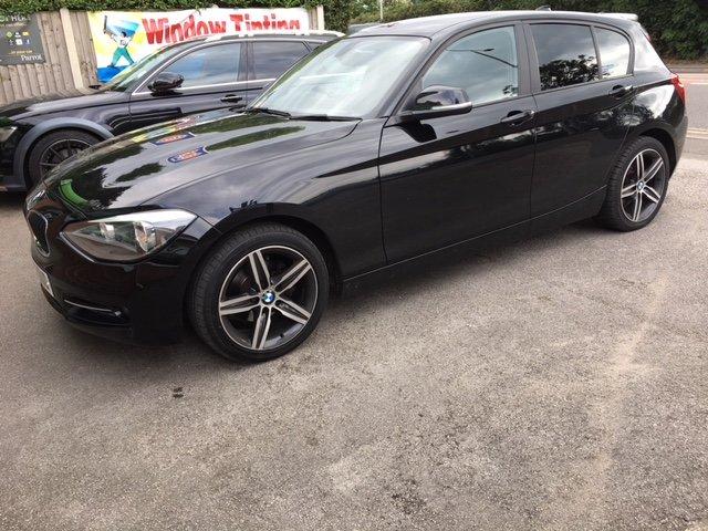 BMW tints nottingham derby best