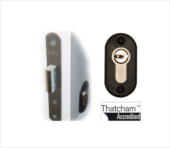 Van Deadlocks Slamlocks Van security