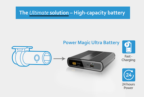 Blackvue Power Magic Ultra Battery
