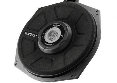 Audision car audio enhancements