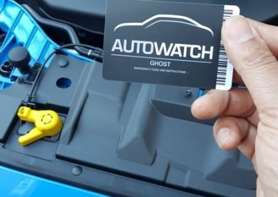 Ford focus rs edition autowatch ghost