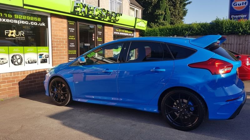Ford Focus RS Edition- Security & Protection