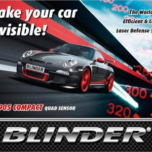 Blinder Laser Detection