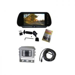 Front/Reverse Camera & Monitor kits