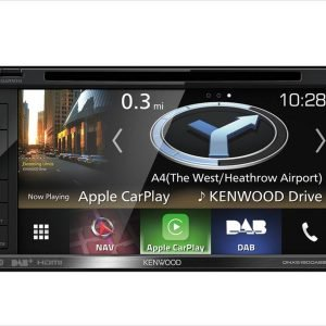 KENWOOD DNX5180DABS Car Audio Nottingham derby