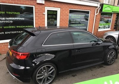 Audi tints Nottingham Derby