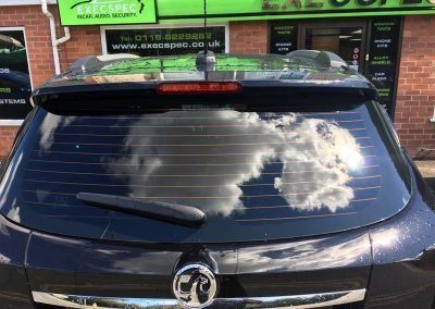 Vauxhall tints nottingham derby