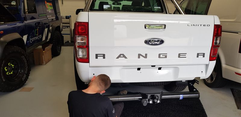 towbar fitting nottingham derby ford ranger