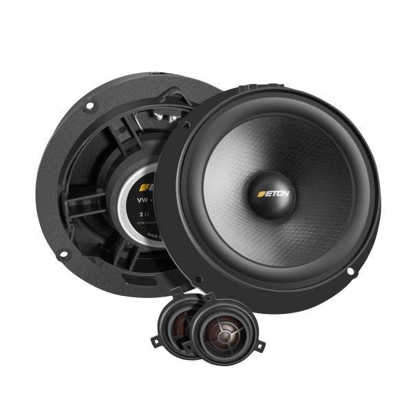 ETON UG VW GOLF 6 & SCIROCCO F2 2 best car audio nottingham derby vw golf 6 scirocco sound system upgrade