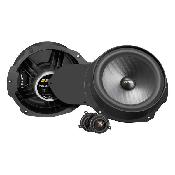 ETON UG VW PASSAT 3C F2.2 vw passat 3c audio system speaker upgrade best car audio nottingham derby