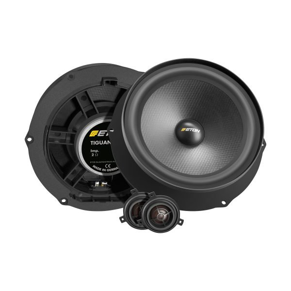 ETON UG VW TIGUAN F2.2 vw tiguan car audio upgrade best car audio nottingham derby